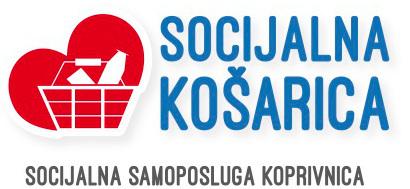 Socijalna košarica - logo
