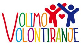 Logo Volimo volontiranje150