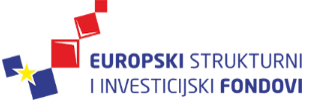 Europski strukturni i investicijski fondovi logo